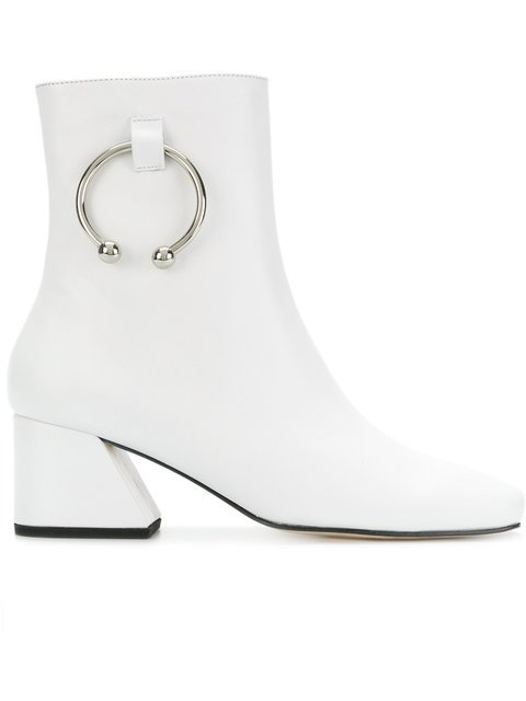 Dorateymur Ring Detail Boots - Farfetch