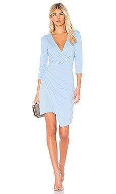 Draped Modal Jersey Dress                                             Bobi