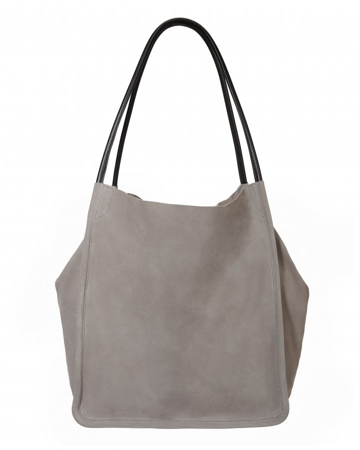 Suede Extra Large Tote