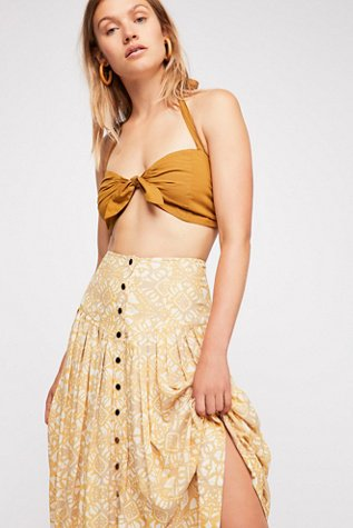 Lovers Dream Midi Skirt