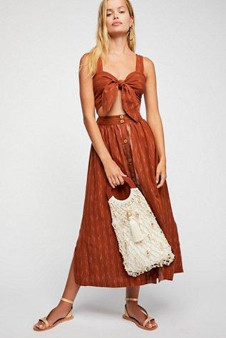 Caldasi Midi Dress