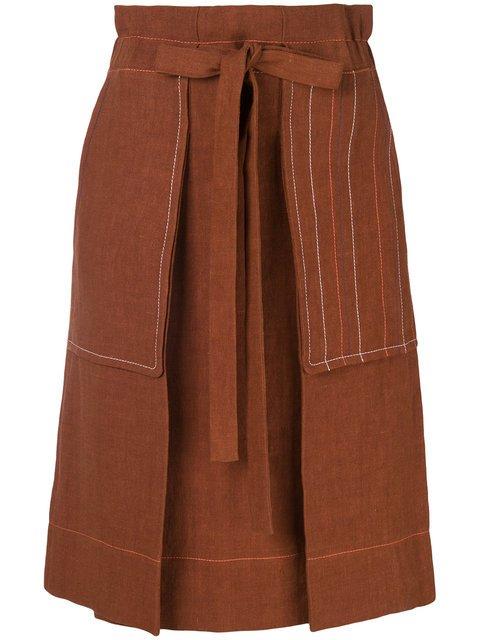 Sonia Rykiel Fitted Pencil Skirt - Farfetch