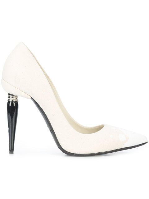 Oscar De La Renta MariaCarla Pointed Pumps - Farfetch