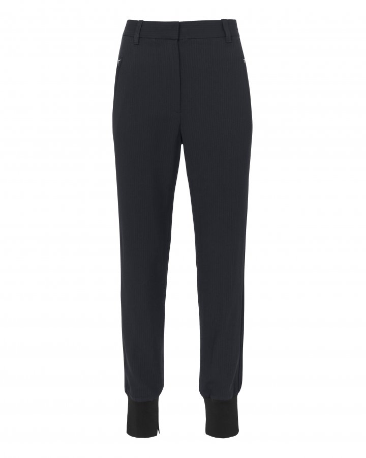 Midnight Suiting Jogger Pants