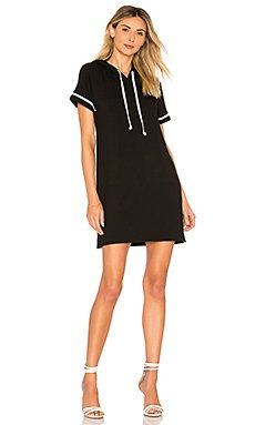 Rayon Terry Mini Dress                                             Bobi