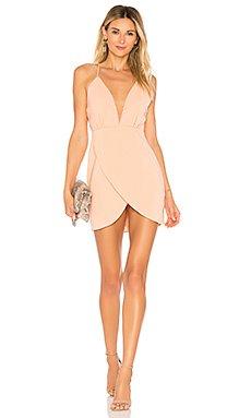 Vivian Deep V Dress                                             by the way.