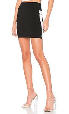 Athleisure Jersey Mini Skirt                                             Bobi