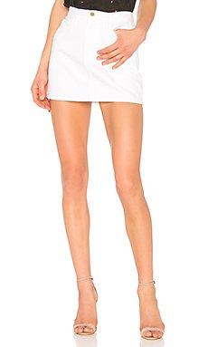 Le Mini Skirt                                             FRAME