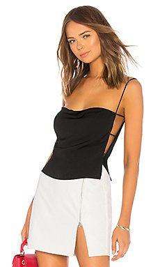 Kait Cut Out Cami Top                                             by the way.