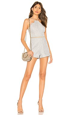 Liv Lace Romper                                             by the way.