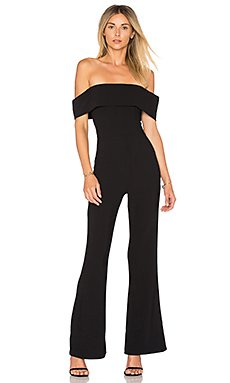Aubrey Off Shoulder Jumpsuit                                             by the way.