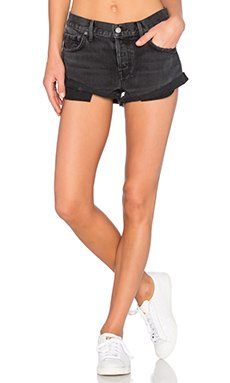Adriana Slouchy Short in I Just Fall                                             GRLFRND