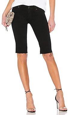 Amelia Cut Off Knee Short                                             Hudson Jeans