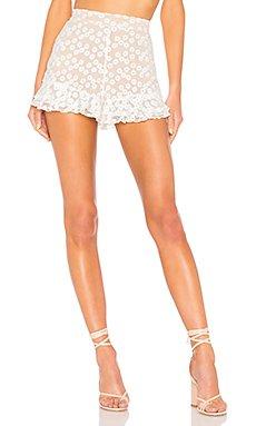 Whitney Shorts                                             MAJORELLE