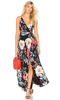 Rush Hour Maxi Dress                                             Yumi Kim