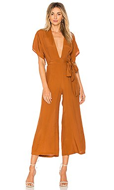 Cedric Jumpsuit                                             FAITHFULL THE BRAND