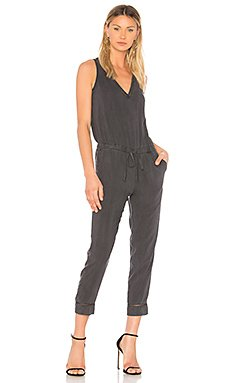 Cross Back Jumpsuit                                             Bella Dahl