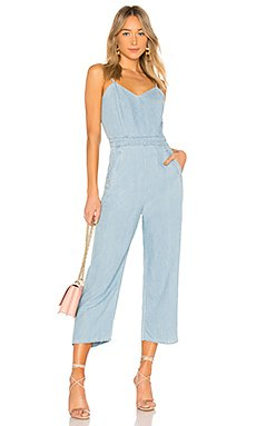 The Cut It Out Jumpsuit                                             MOTHER