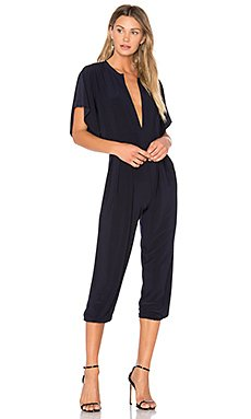 Rectangle Jog Jumpsuit                                             Norma Kamali