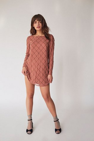 Dazzle Mini Dress
