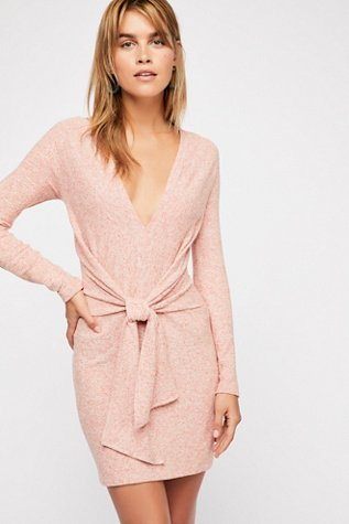 Ginger Cozy Dress