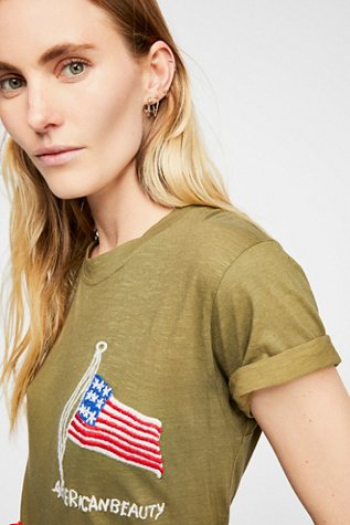 American Beauty Tee
