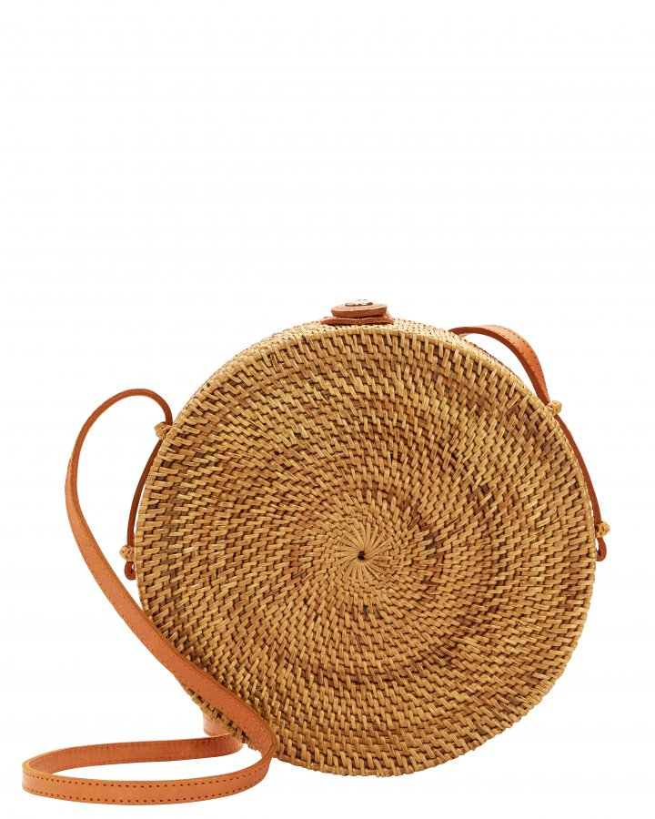 Jana Circle Shoulder Bag