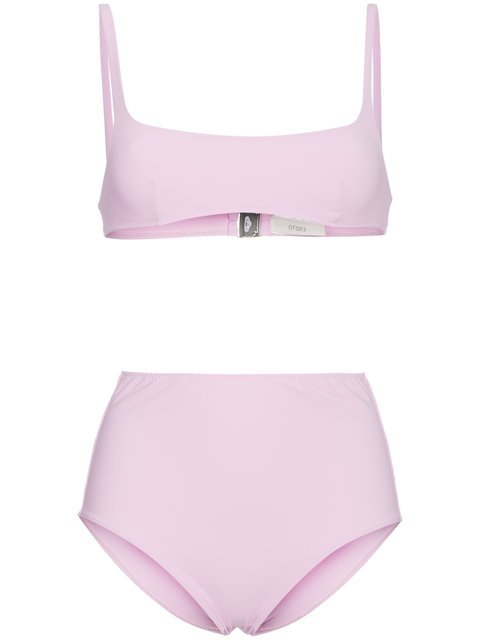 Araks Quinn Bikini Top And Mallory Hipster Set - Farfetch