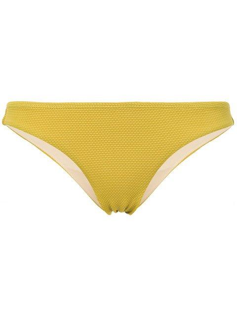 Peony Olive Bikini Bottoms - Farfetch