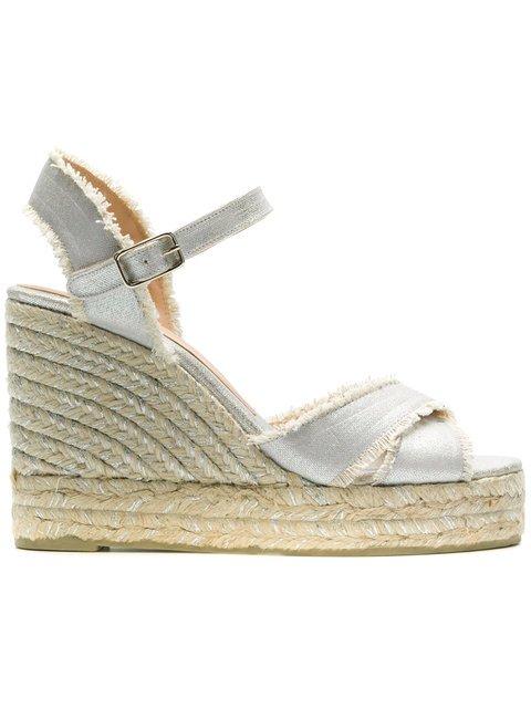 Castañer Bromelia Espadrille Wedge Sandals - Farfetch