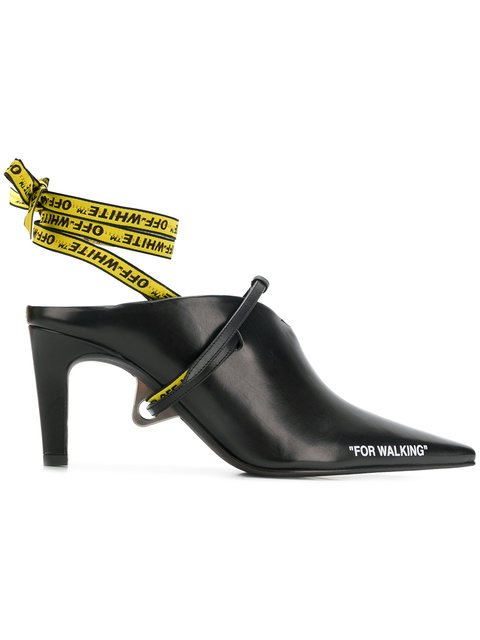 Off-White For Walking Mules - Farfetch