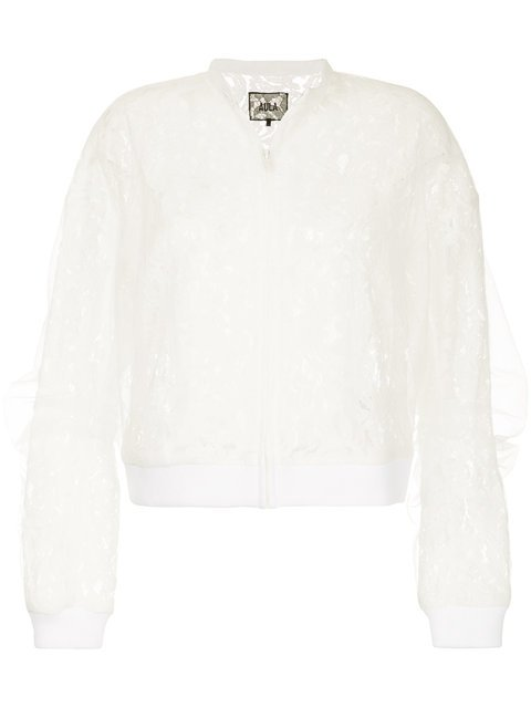 Aula Embroidered Jacket  - Farfetch