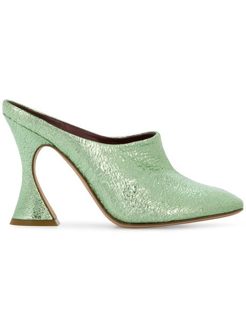Sies Marjan Pointed Toe Mules  - Farfetch
