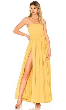 x REVOLVE Carrie Gown                                             Michael Costello
