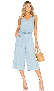 Sleeveless Jumpsuit                                             Splendid