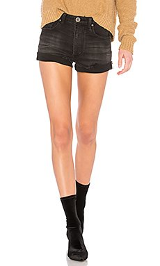 Harlets High Waist Short                                             One Teaspoon