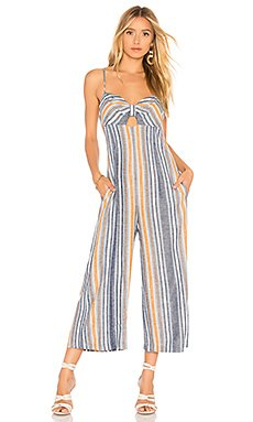 Ruched Culotte Jumpsuit                                             BCBGeneration