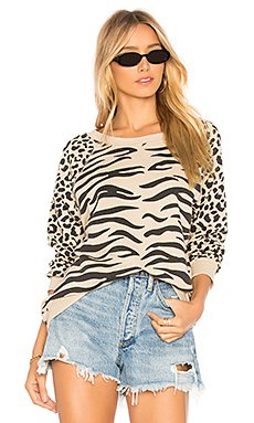 Easy Tiger Sommers Sweater                                             Wildfox Couture