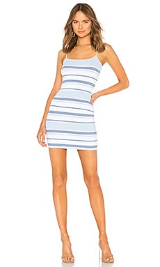 Dionne Stripped Knit Dress                                             by the way.