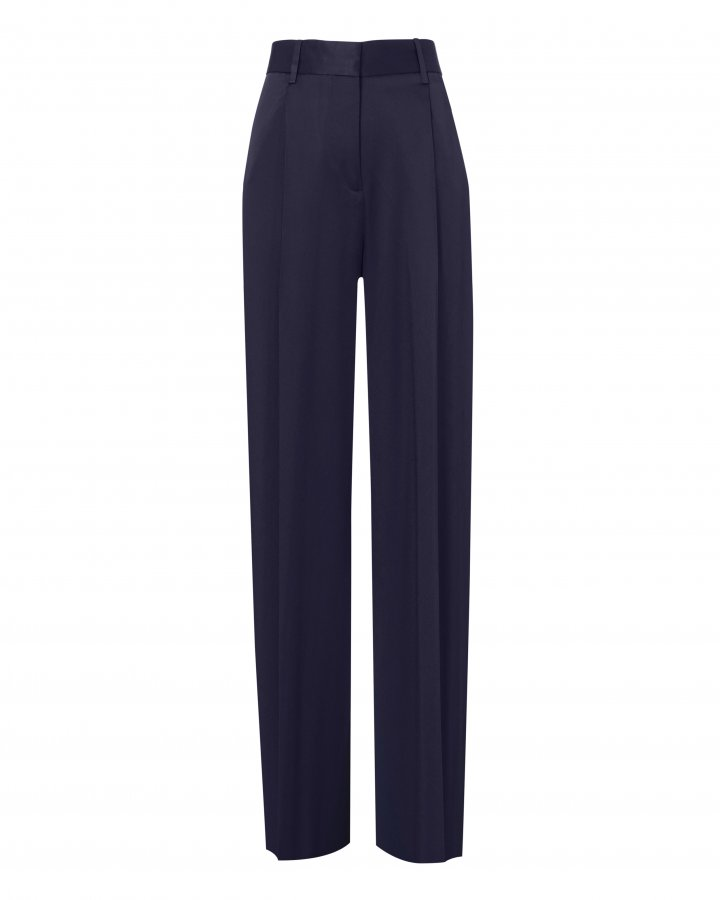 Fluid Wide Leg Pants