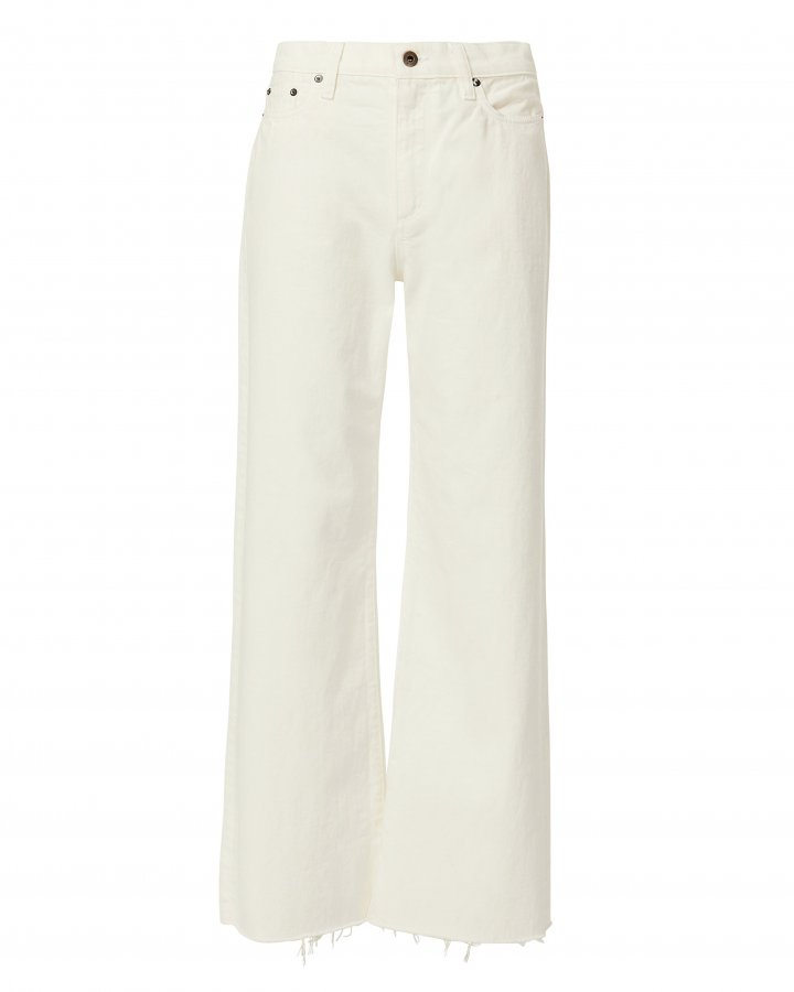 Lamere White Jeans