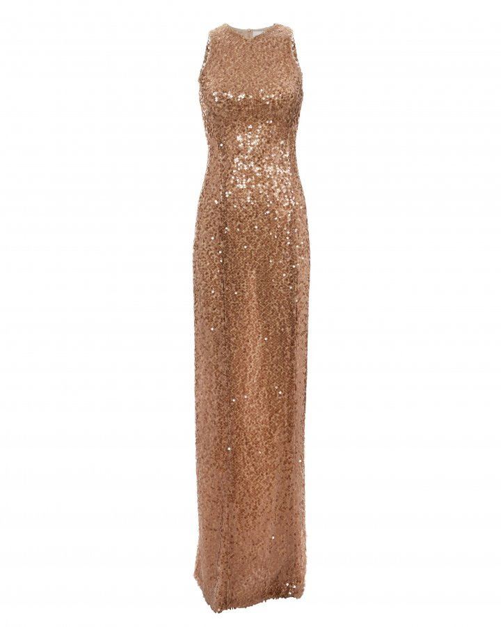Pailette Sequin Dress