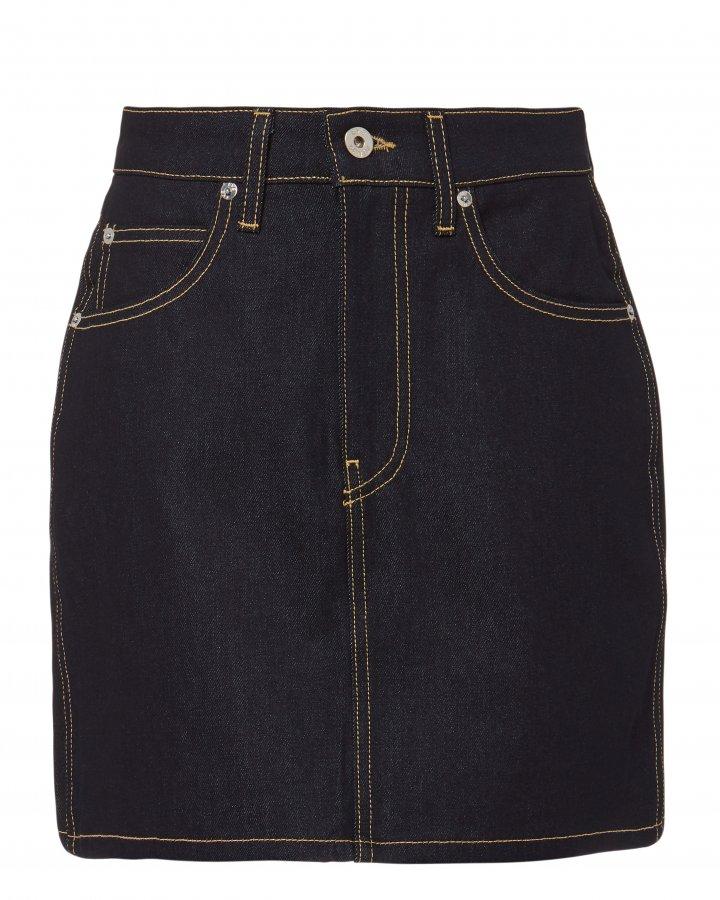 Tallulah Denim Skirt