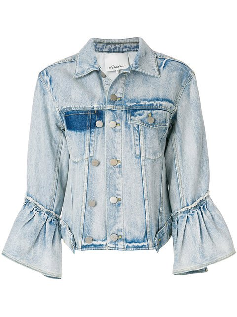 3.1 Phillip Lim Denim Jacket - Farfetch