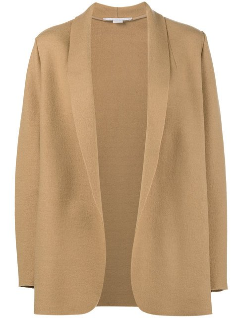 Stella McCartney Shawl Lapel Jacket - Farfetch
