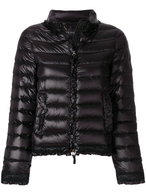 Twin-Set Slim-fit Puffer Jacket - Farfetch