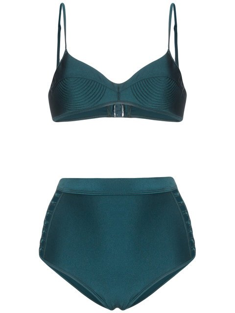 Zimmermann Melody Bikini Set - Farfetch