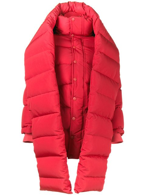 Balenciaga Swing Puffer Jacket - Farfetch