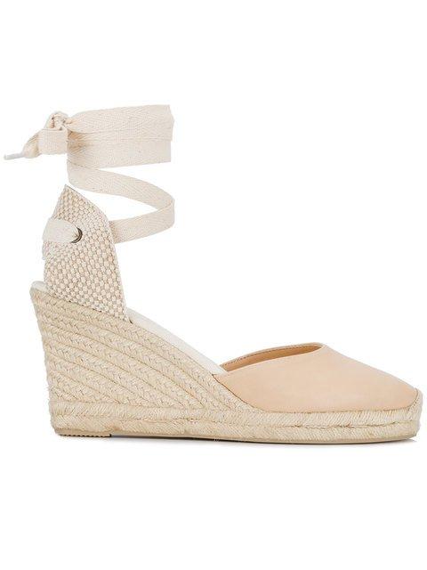 Soludos Gladiator Wedge Sandals - Farfetch