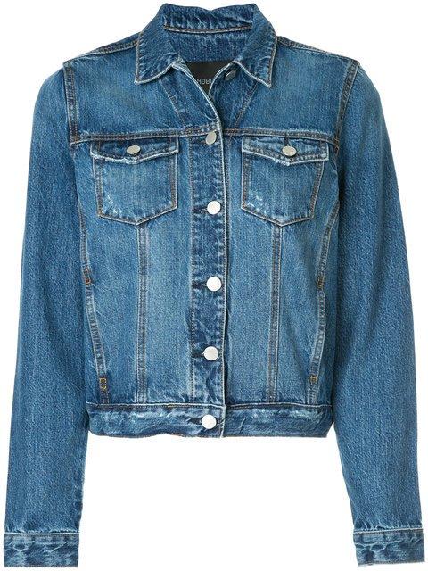 Nobody Denim Original Jacket Vibrant  - Farfetch